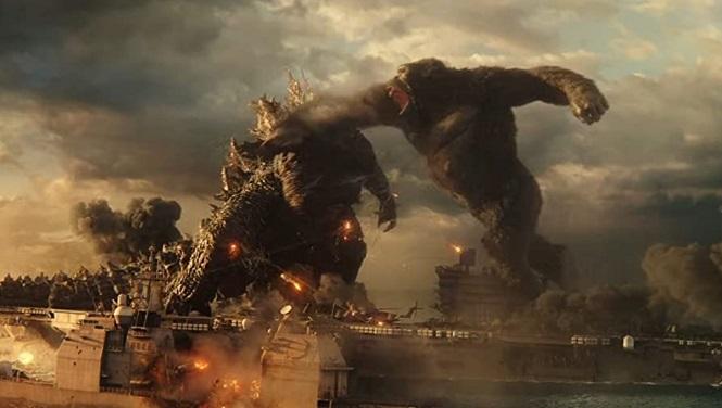 Godzilla vs. Kongs