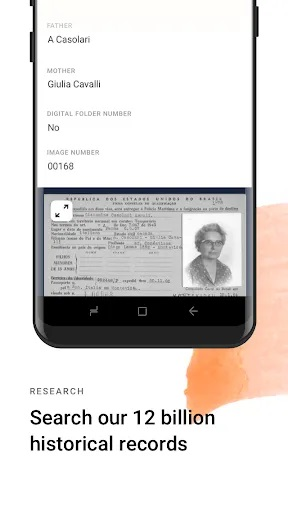 آموزش کار با اپلیکیشن MyHeritage