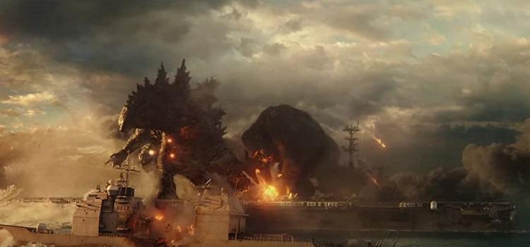 نبردی بزرگ ؛ نقد فیلم Godzilla vs Kong 2021