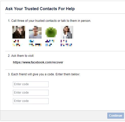 رفع مشکل قفل شدن فیسبوک ؛ بازگردانی حساب فیسبوک