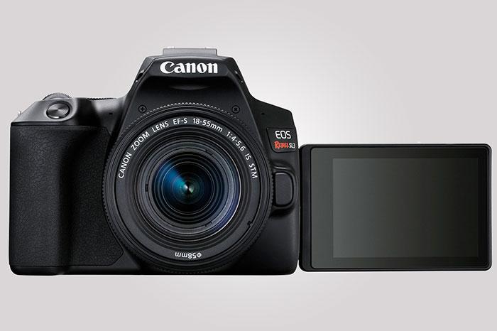 Canon EOS Rebel SL3 / EOS 250D بهترین دوربین های عکاسی 2021