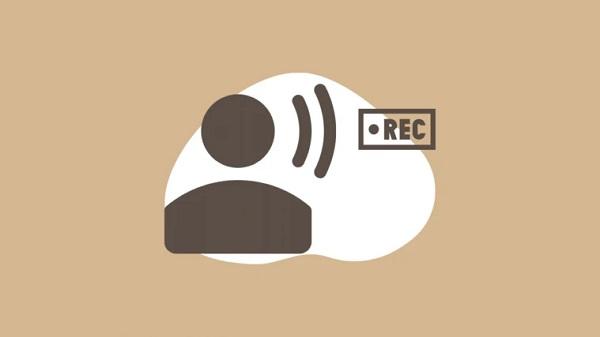 آموزش ضبط صدا در کلاب هاوس