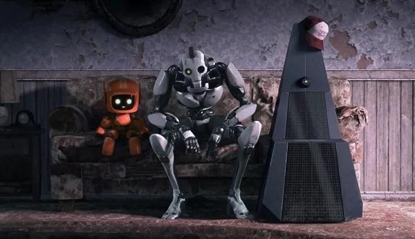 فصل دوم Love, Death & Robots