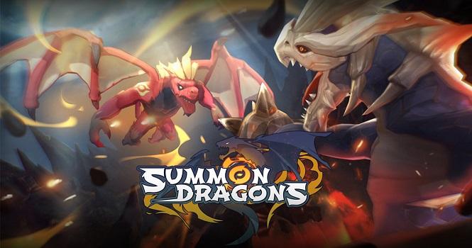 دانلود بازی Summon Dragons برای اندروید و آیفون