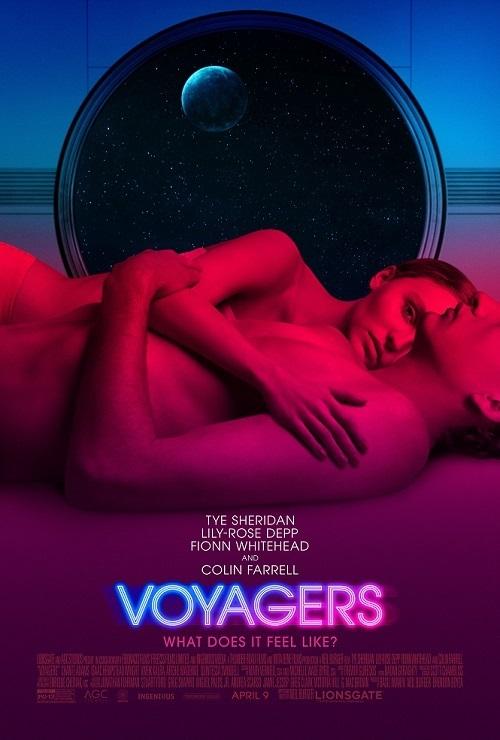 نقد فیلم Voyagers 2021 : نقد فیلم مسافران