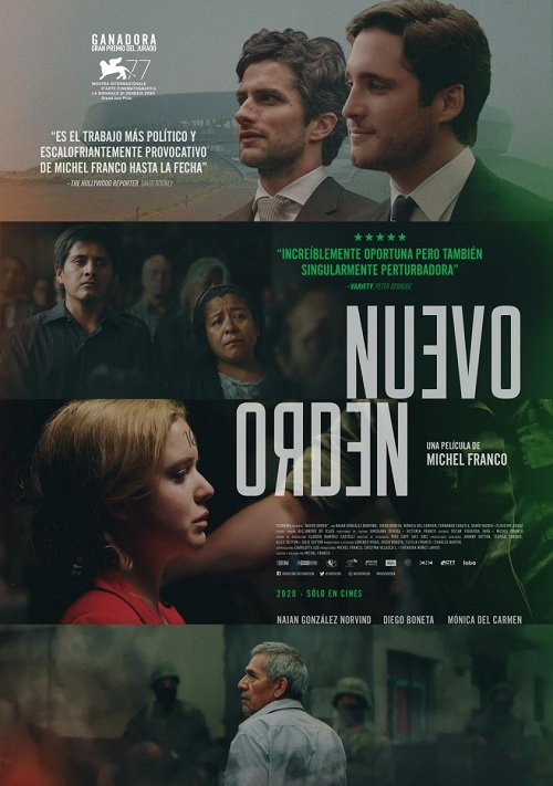 نقد فیلم New Order ؛ نقد فیلم نظم جدید