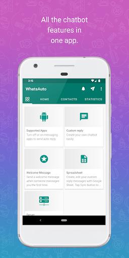 دانلود و آموزش کار با اپلیکیشن WhatsAuto ؛ ارسال پاسخ خودکار در واتساپ