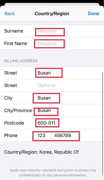 دانلود و نصب بازی PUBG Mobile KR برای آیفون