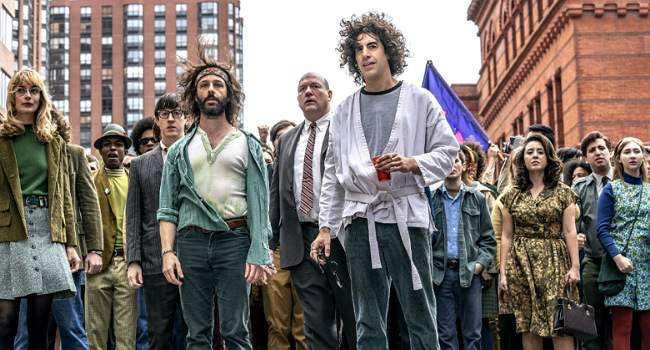 the trial of the chicago 7 : پیش بینی برندگان اسکار 2021