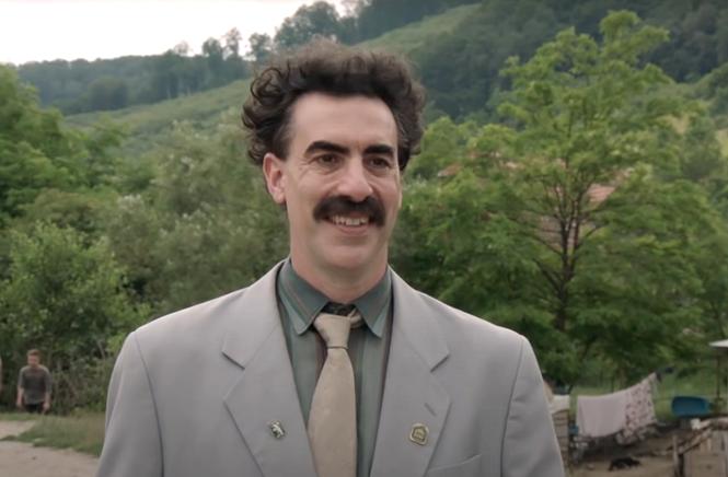 نقد فیلم بورات 2 / نقد فیلم Borat 2