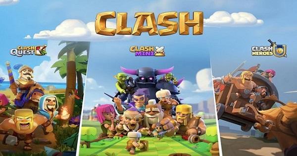 دانلود بازی کلش مینی (Clash Mini) برای اندروید و آیفون