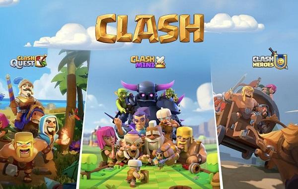 دانلود بازی کلش کوئست (Clash Quest) برای اندروید و آیفون
