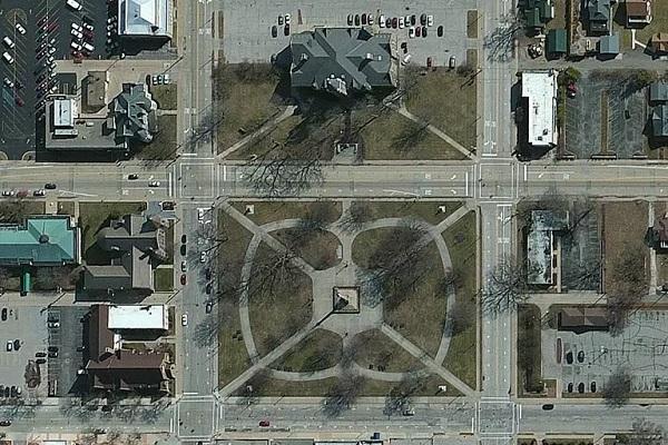 تصاویر ماهواره ای دیپ فیک و خطرات آن