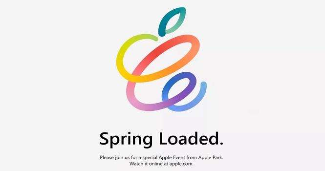 پخش زنده رویداد Spring Loaded اپل : هرآنچه منتظرش هستیم