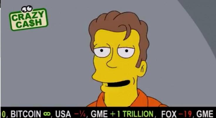 ماجرای پیش بینی قیمت بیت کوین در سیمپسون ها چیست؟
