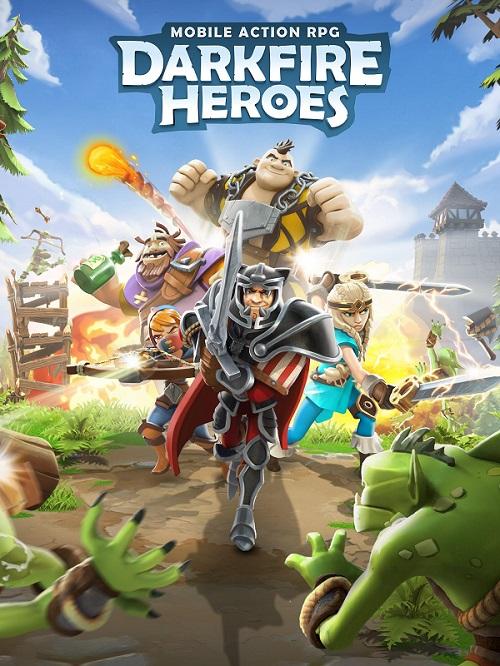 دانلود بازی Darkfire Heroes ؛ جادوی قهرمانان آتش سیاه!