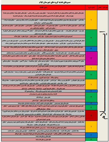 زمان بندی قطع برق ایلام 1400 ؛ جدول قطعی برق ایلام چگونه است؟