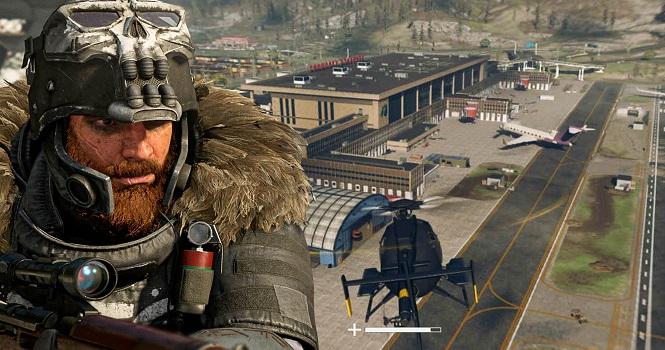 مپ جدیدCall of Duty Warzone ؛ کشف منطقه مرگ جدید توسط بازیکنان