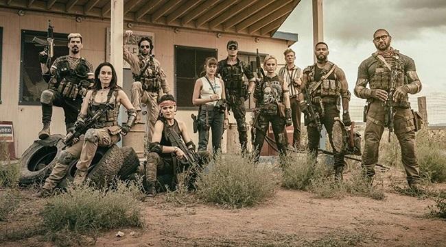 نقد فیلم Army of the Dead (ارتش مردگان 2021)