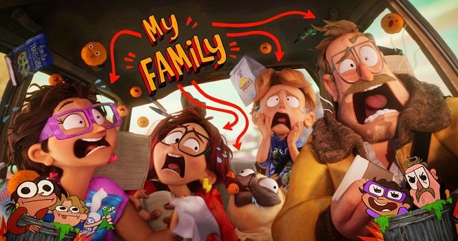 نقد انیمیشن The Mitchells Vs The Machines : دیوانگی معمولی روزمره