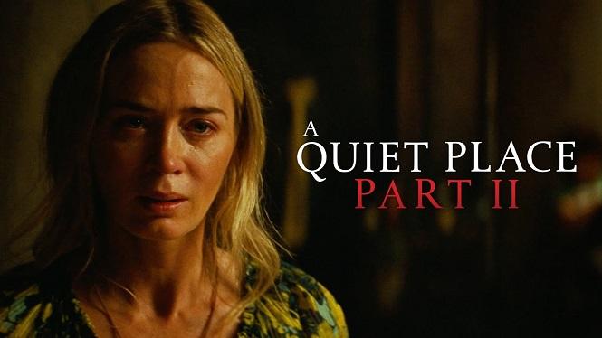 نقد فیلم A Quiet Place Part II (یک مکان ساکت 2020) ؛ سکوت ها همچنان مبهم هستند