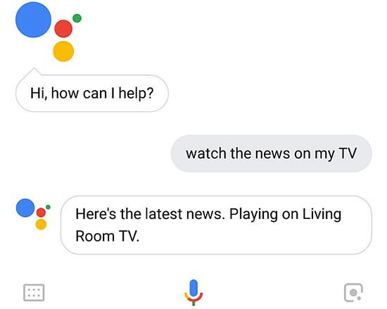 گوگل اسیستنت به فارسی ؛ دستیار صوتی گوگل به فارسی حرف میزند؟