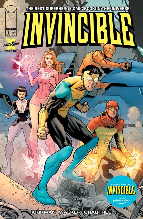 نقد سریال Invincible ؛ نقد فیلم شکست ناپذیر 2021