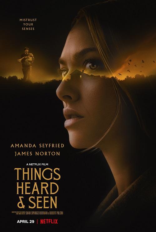 نقد فیلم Things Heard and Seen ؛ نقد فیلم دیده ها و شنیده ها