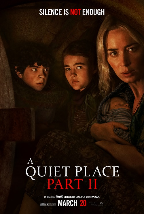 نقد فیلم A Quiet Place Part II ؛ نقد فیلم یک مکان ساکت