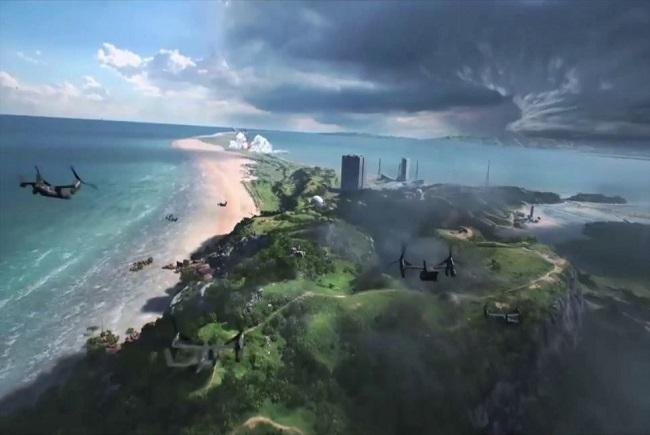 تصاویر جدیدی از Battlefield 6 فاش شد