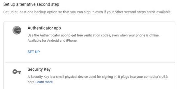 آموزش کار با گوگل آتنتیکیتور (Google Authenticator) ؛ نحوه فعال سازی و بازیابی