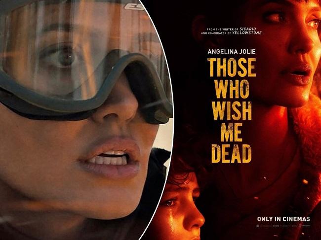 نقد فیلم Those Who Wish Me Dead ؛ نقد فیلم کسانی که آرزو دارند من بمیرم