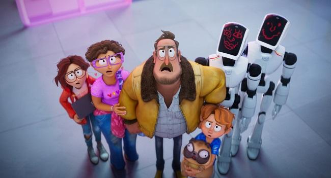 نقد انیمیشن The Mitchells Vs The Machines ؛ نقد انیمیشن میچل ها علیه ماشین ها