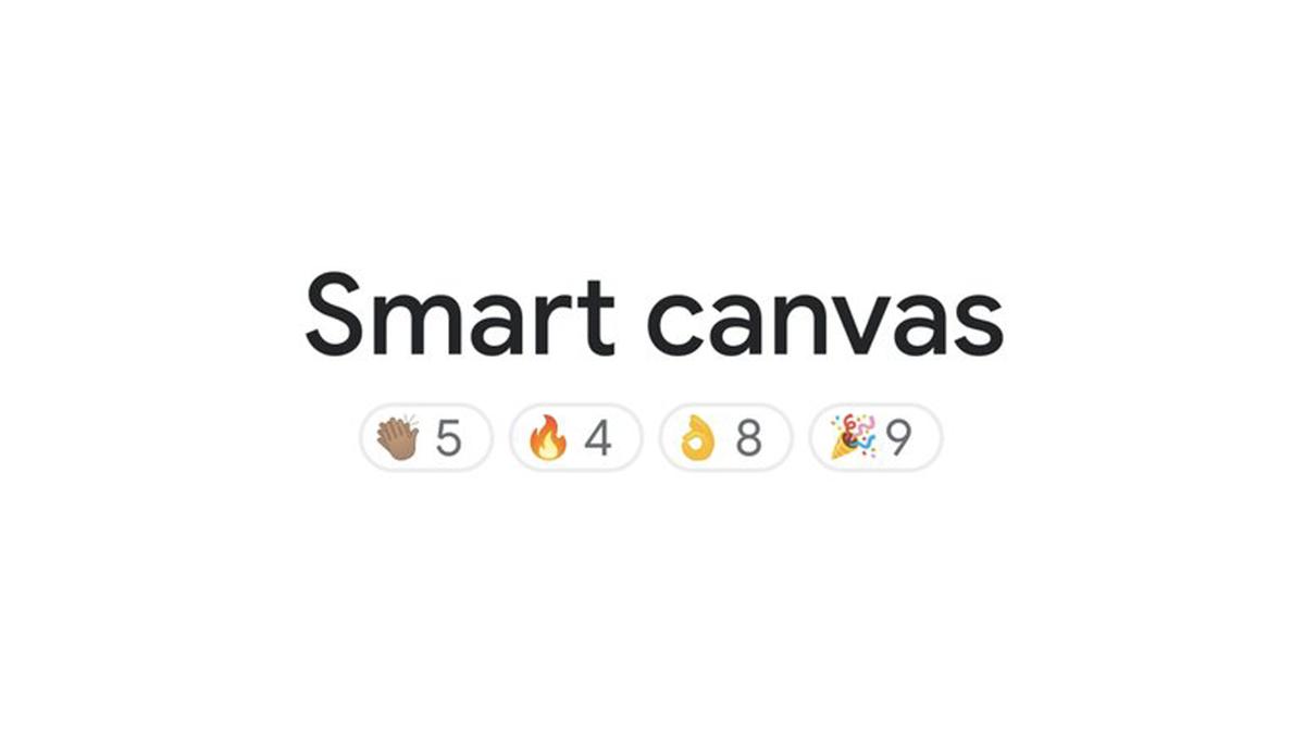 اسمارت کانواس (Smart Canvas) ؛ ابزار جدید گوگل برای بهبود همکاری آنلاین