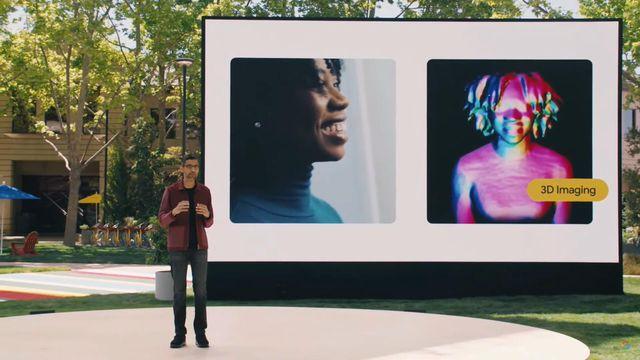 پروژه استارلاین گوگل (Google Starline Project) چیست و تماس تصویری سه بعدی چگونه است؟