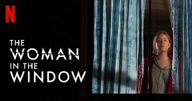 نقد فیلم زنی پشت پنجره (The Woman In The Window) : فیلمی که بهیچوجه هیچکاکی نمیباشد