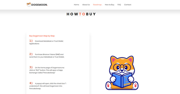 دوج مون چیست ؛ استخراج، نحوه خرید و قیمت ارز دیجیتال DogeMoon