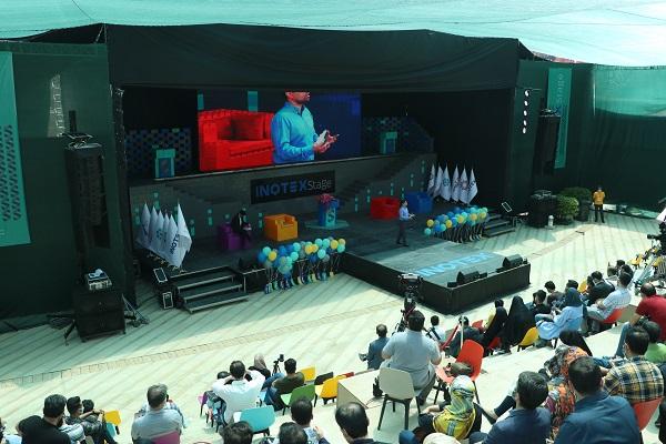 افتتاحیه مراسم اینوتکس 2021 برگزار شد