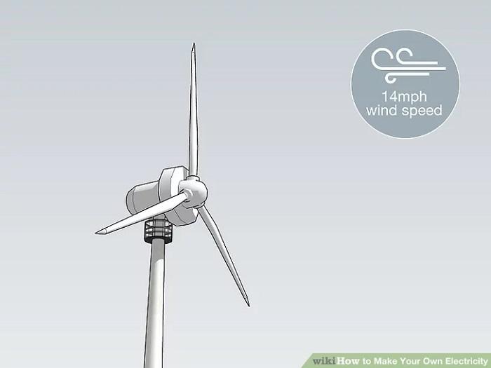 تولید برق رایگان در خانه ؛ چگونه برق تولید کنیم؟