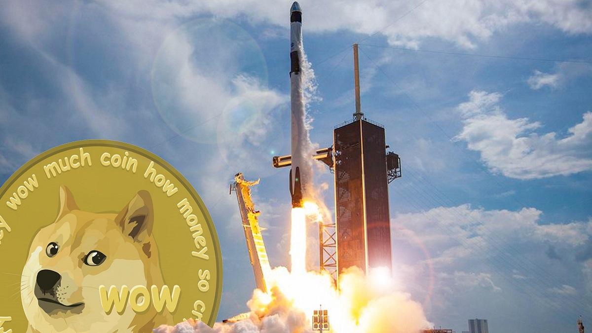 ایلان ماسک ماهواره Doge 1 اسپیس ایکس را با بودجه Dogecoin به فضا میبرد