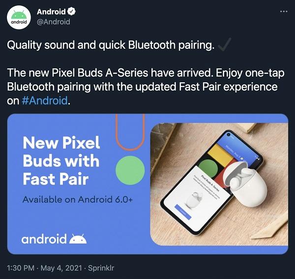 گوگل پیکسل بادز A چیست (Pixel Buds A) و چگونه کار می کند؟