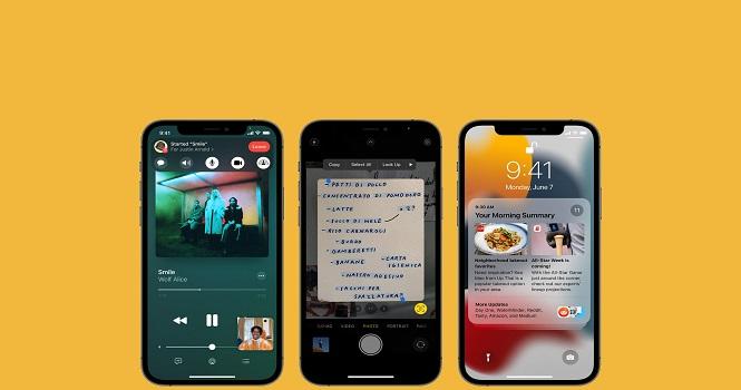 قابلیت های iOS 15 ؛ آشنایی با امکانات و ویژگی های جدید آی او اس
