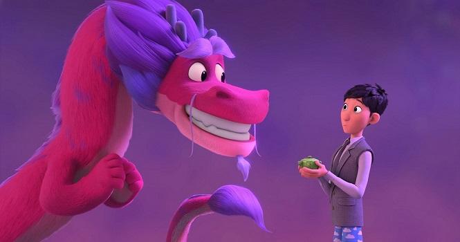 نقد انیمیشن Wish Dragon (اژدهای آرزوها 2021) ؛ علاءالدین چینی