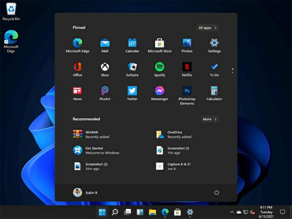معرفی ویندوز 11, ویندوز 11 دارک مود, ویژگی های سیستم عامل Windows 11, ترفندهای ویندوز 11, قابلیت های Windows 11, رابط کاربری ویندوز 11, ویندوز, ویندوز 11, ویندوز یازده