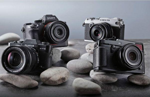 امکان خرید دوربین عکاسی با قیمت مناسب و اقساطی