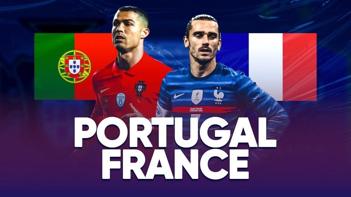 پخش زنده بازی امروز پرتغال فرانسه یورو 2020 [+ساعت پخش]