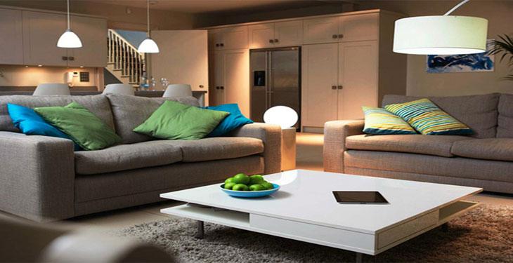 اصول اولیه برای تبدیل خانه خود به یک خانه هوشمند