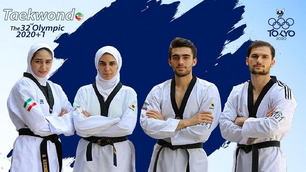 پخش زنده تکواندو ایران المپیک توکیو 2020 امروز 5 مرداد 1400