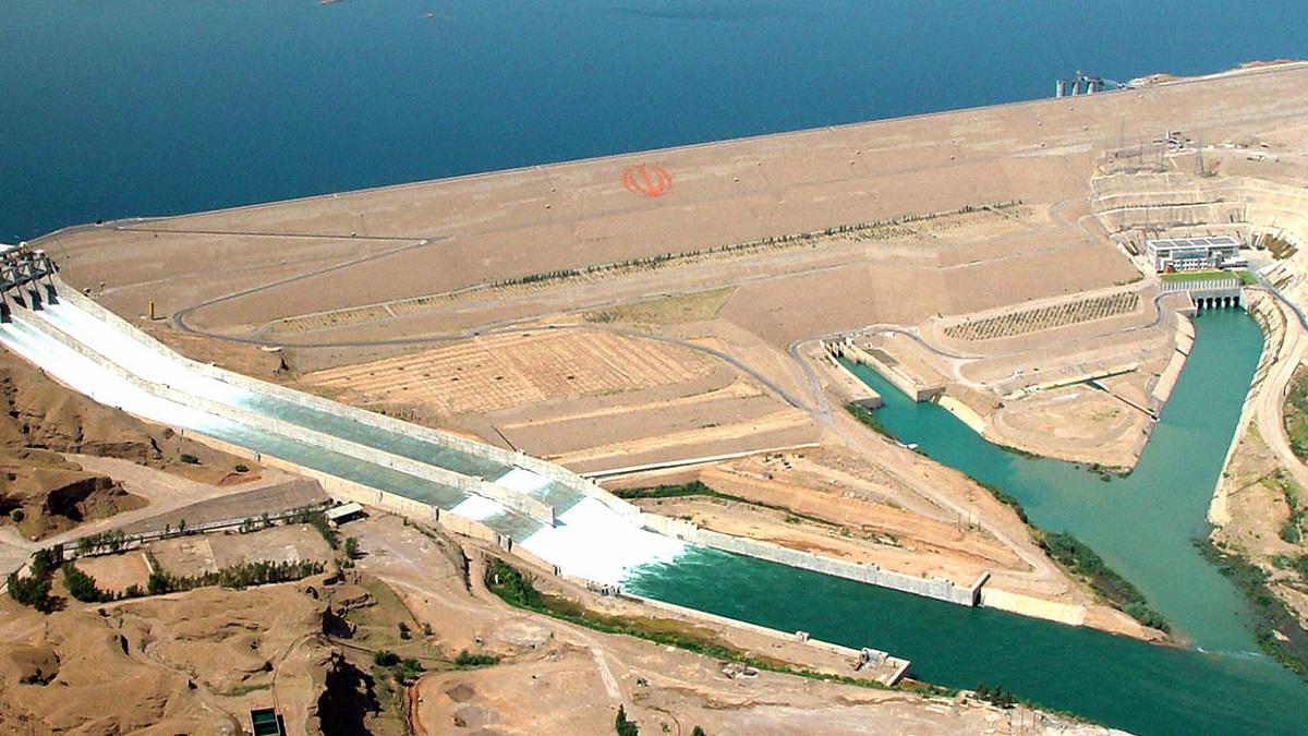 بزرگ ترین سدهای ایران و جهان