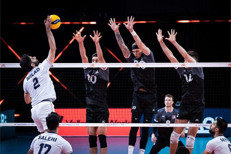 پخش زنده والیبال ایران و کانادا المپیک توکیو 2020 [6 مرداد]